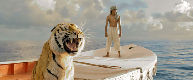 Life of Pi: Schiffbruch mit Tiger (Quelle: 20th Century Fox)