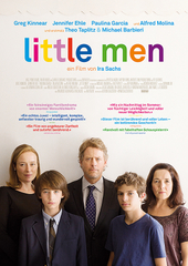 Little Men (Filmplakat, © Salzgeber)