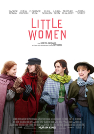 Little Women (Filmplakat, © 2020 Sony Pictures Entertainment Deutschland GmbH)