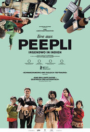 Live aus Peepli – Irgendwo in Indien, Filmplakat (Foto: Rapid Eyes Movies)