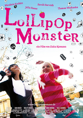 Lollipop Monster, Filmplakat (Foto: Edition Salzgeber)
