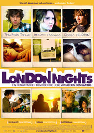 London Nights, Filmplakat (Foto: Kool Filmdistribution)