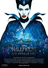 Maleficent - Die dunkle Fee, Filmplakat (Foto: © Disney 2014)