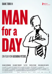 Man for a Day, Plakat (Salzgeber)