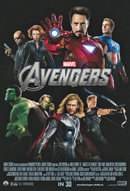 Marvel's The Avengers, Filmplakat (Foto: Walt Disney Motion Pictures Germany)