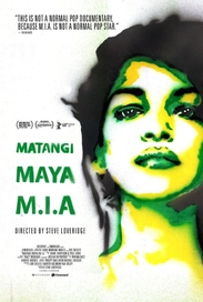Matangi/Maya/M.I.A. (Filmplakat, © Rapid Eye Movies)