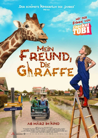 Mein Freund, die Giraffe, Filmplakat (© Little Dream Entertainment)