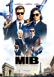 Men in Black: International (Filmplakat, © Sony Pictures Entertainment Deutschland GmbH)