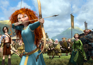 Merida - Legende der Highlands, Szenenbild (Foto: Disney/Pixar)