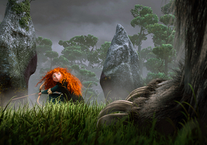 Merida- Legende der Highlands, Szenenbild (Foto: Disney/Pixar)