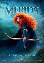 Merida - Legende der Highlands, Filmplakat (Foto: Disney/Pixar)