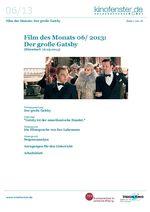Der große Gatsby - kinofenster.de