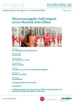 Themenausgabe Juli/August 2010: Martial-Arts-Filme