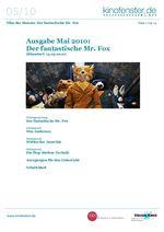 Ausgabe Mai 2010: Der fantastische Mr. Fox