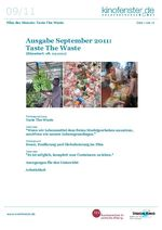 Ausgabe September 2011: Taste The Waste