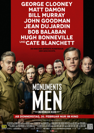 Monuments Men - Ungewöhnliche Helden (Foto: 20th Century Fox)
