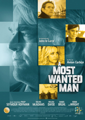 A Most Wanted Man, Plakat