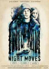 Night Moves, Plakat