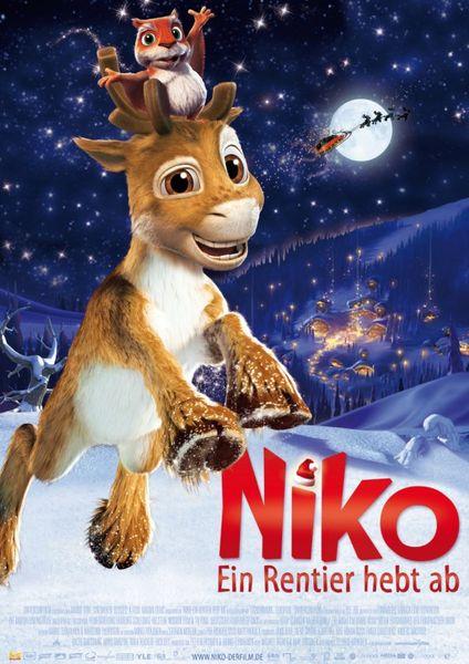 Niko - Ein Rentier hebt ab - kinofenster.de