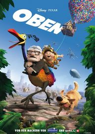 Oben, Filmplakat, Foto: Walt Disney Studios Motion Pictures Germany