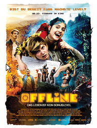 Offline – Das Leben ist kein Bonuslevel (Filmplakat, © Little Dream Entertainment)