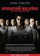 Operation Walküre - Das Stauffenberg Attentat Filmplakat