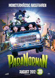 ParaNorman, Filmplakat (Foto: Universal Pictures)