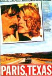 Paris, Texas Plakat