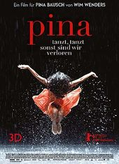Pina, Filmplakat (Foto: NFP marketing & distribution)