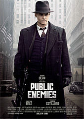 Public Enemies, Filmplakat, © Universal Pictures International Germany