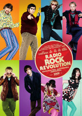 Radio Rock Revolution Plakat