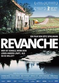 Revanche Filmplakat (Movienet Film)