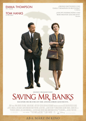 Saving Mr. Banks, Filmplakat (Foto: Walt Disney Studios Motion Pictures Germany)