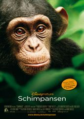 Schimpansen, Plakat (Walt Disney Studios Motion Pictures Germany)