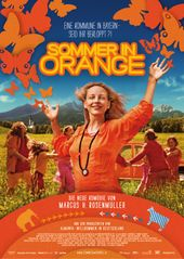 Sommer in Orange, Plakat (Majestic)