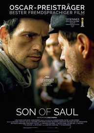 Son of Saul (Filmplakat, © 2016 Sony Pictures Releasing GmbH)