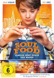Soulfood (DVD-Cover, © Pandastorm)