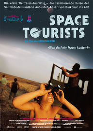 Space Tourists, Filmplakat (Foto: Kool Filmdistribution)