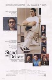 Stand and Deliver Filmplakat