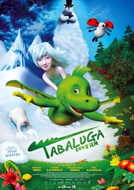 Tabaluga – Der Film (Filmplakat, ©  Sony Pictures Entertainment Deutschland GmbH)