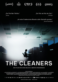 The Cleaners (Filmplakat, © Farbfilm Verleih)