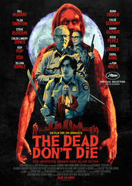 The Dead Don't Die (Filmplakat, © Universal Pictures International)