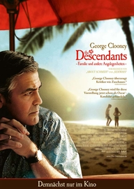 The Descendants – Familie und andere Angelegenheiten, Filmplakat (Foto: 20th Century Fox)