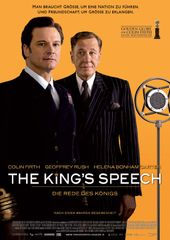 The King's Speech, Filmplakat (Foto: Senator Filmverleih)