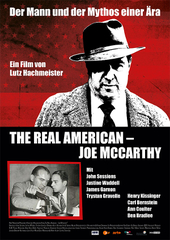 The Real American – Joe McCarthy, Filmplakat (Foto: RealFiction Filmverleih)