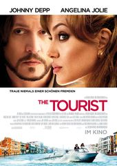 The Tourist, Filmplakat (Foto: Kinowelt)