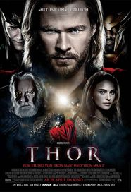 Thor, Filmplakat (Foto: Paramount Pictures Germany GmbH)