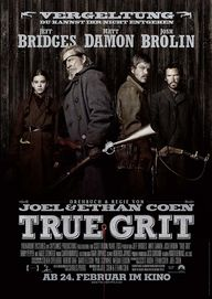 True Grit, Filmplakat (Foto: Paramount Pictures Germany GmbH)