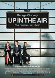 Up in the Air, Filmplakat (Foto: Paramount Pictures Germany)