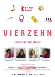 Vierzehn, Plakat (Farbfilm Verleih)